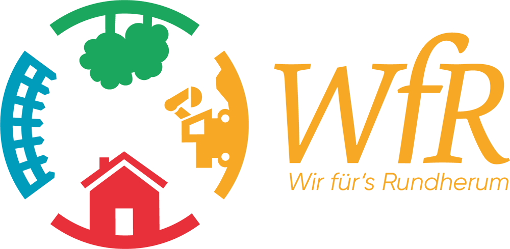 WfR-Logo / Grafikdesign Ostfriesland / Tim Bruns - Werbung & so