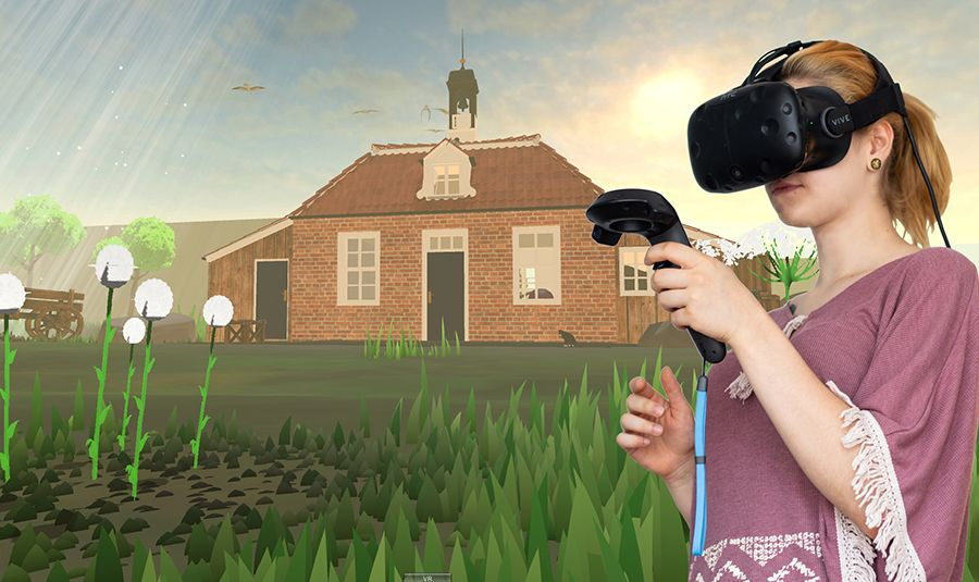 Pingelhus / VR / Virtual Reality / Ostfriesland / Tim Bruns - Werbung & so