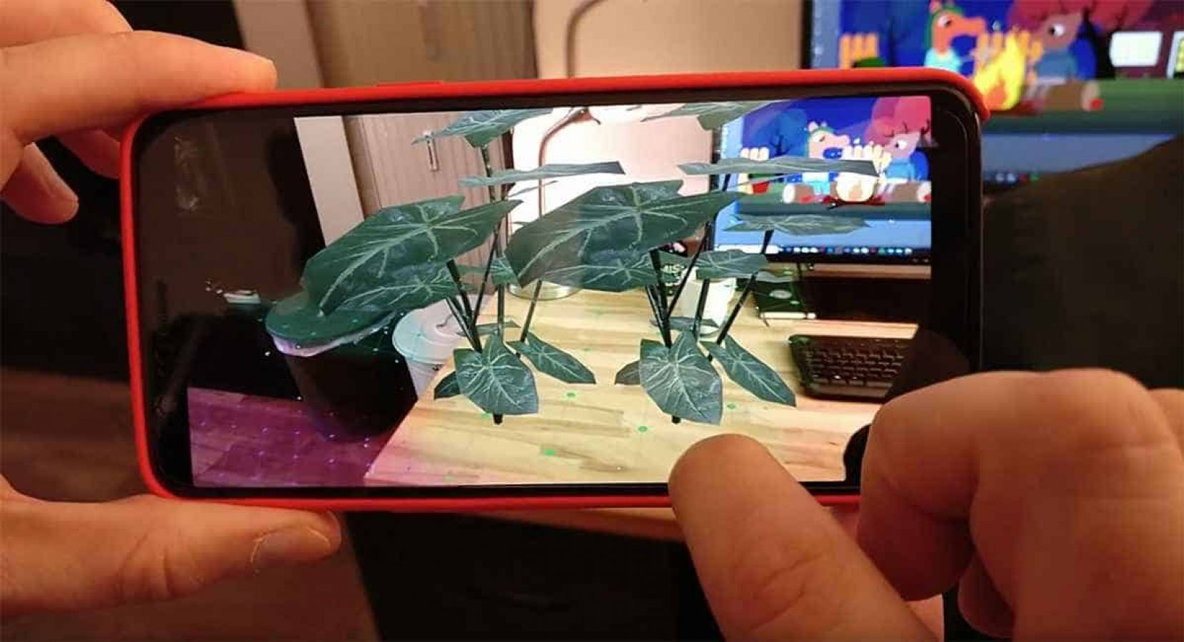 ARCore / AR / Augmented Reality / Ostfriesland / Tim Bruns - Werbung & so